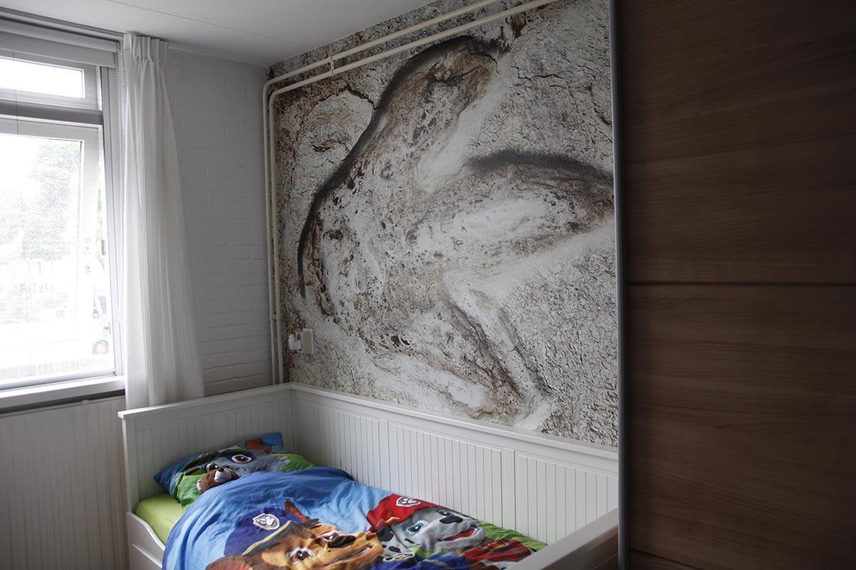 Slaapkamer in Dino style