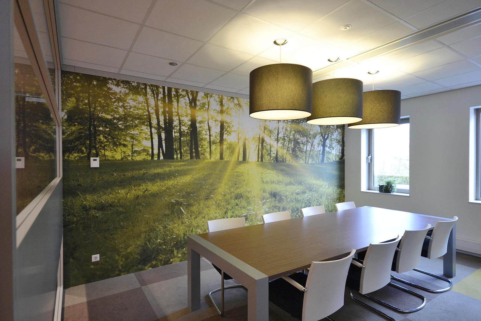 Fotobehang met bos 3 inspirerende voorbeelden - Kamer en kantoor ...