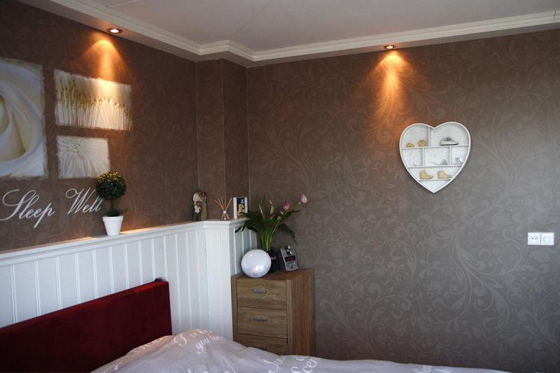 Voorbeelden behang - Romantisch idee ...