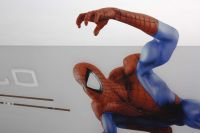 raamdecoratie-spiderman
