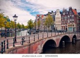 beautiful-view-amsterdam-canals-bridge-260nw-105440606