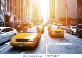 yellow-taxi-black-white-new-260nw-559730947