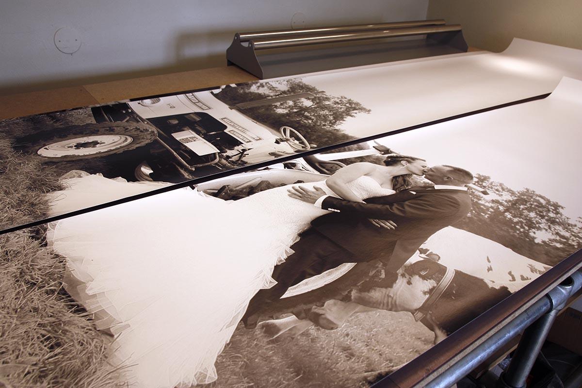 fotobehang van uw eigen foto op fotobehang van hoge kwaliteit