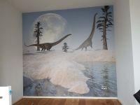 3-dinosaurus_fotobehang_op_maat_gemaakt
